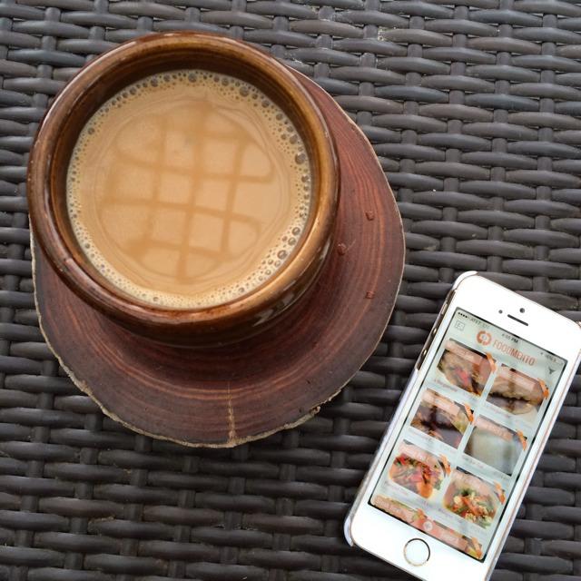 Masala Chai at Samovar Tea Lounge on #foodmento http://foodmento.com/place/1237