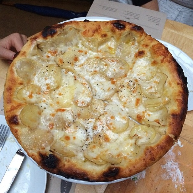 Potato Pizza at Five Points on #foodmento http://foodmento.com/place/1263