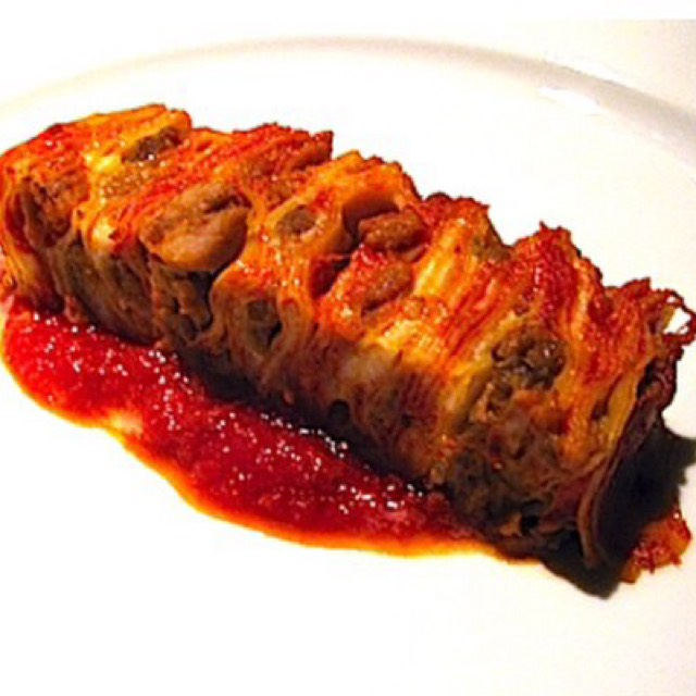 Hundred Layer Lasagna at Del Posto on #foodmento http://foodmento.com/place/1293