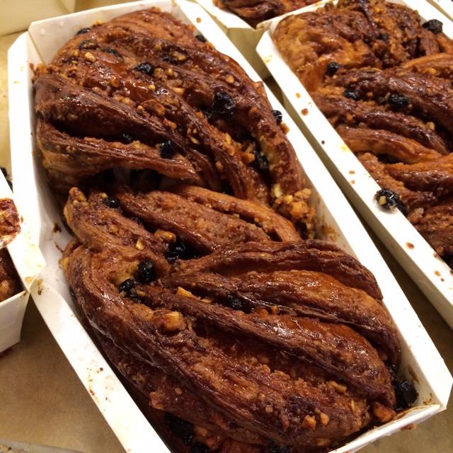 Cinnamon Raisin Babka at Breads Bakery on #foodmento http://foodmento.com/place/2841