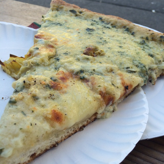 Artichoke Pizza at Artichoke Basille's Pizza & Brewery on #foodmento http://foodmento.com/place/2928