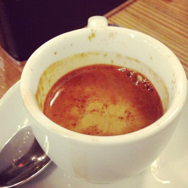 Espresso at Ninth Street Espresso on #foodmento http://foodmento.com/place/3003