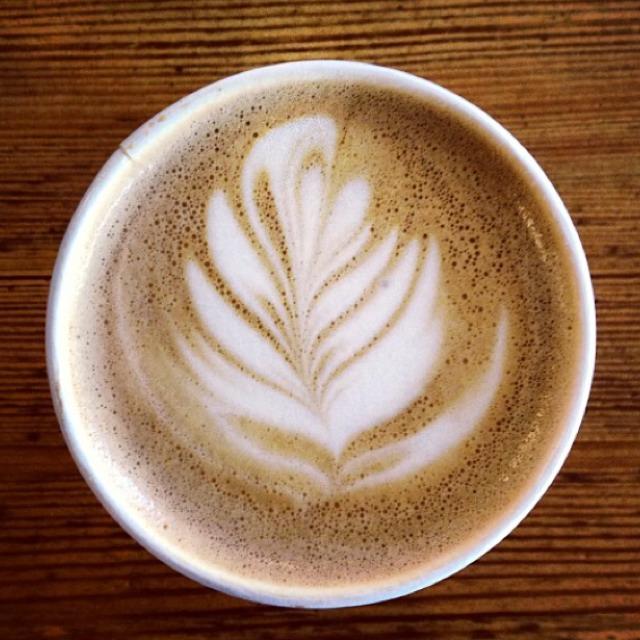 Latte at Ninth Street Espresso on #foodmento http://foodmento.com/place/3003