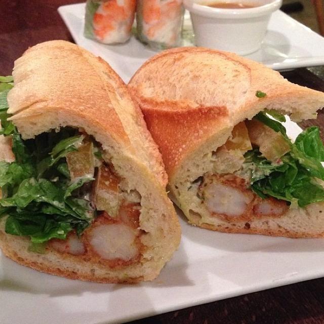 Catfish Banh Mi at Saigon Shack on #foodmento http://foodmento.com/place/3012