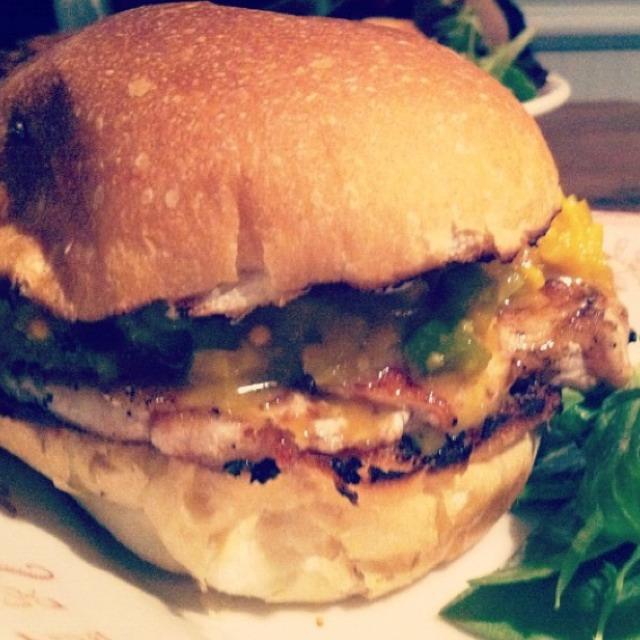 Pork Chop Sandwich at Bobwhite Counter on #foodmento http://foodmento.com/place/3015