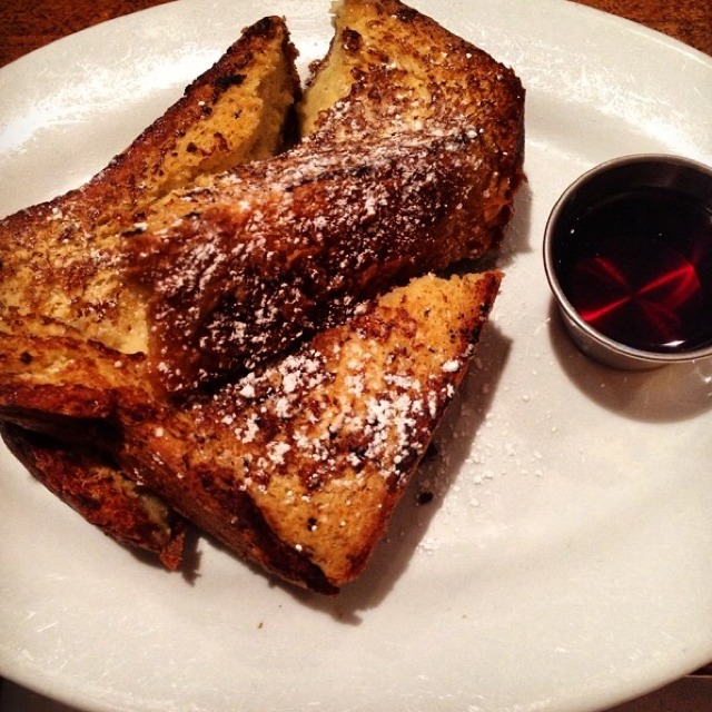 Vanilla Bean French Toast at Jane on #foodmento http://foodmento.com/place/3174