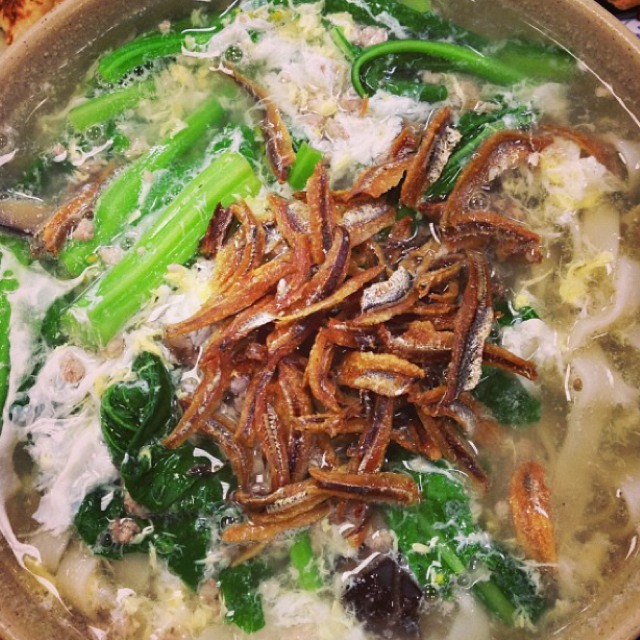 Ban Mee Hakka Noodle at Taste Good Malaysian Cuisine 好味 on #foodmento http://foodmento.com/place/337