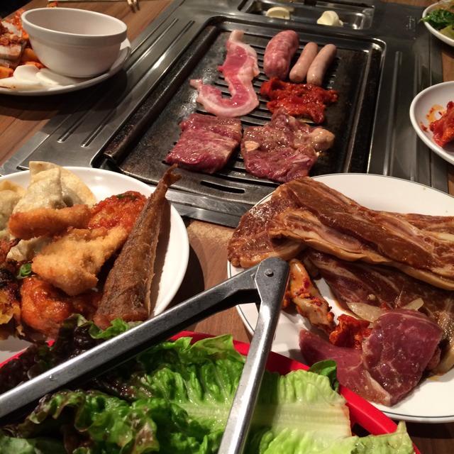 Korean BBQ Buffet on #foodmento http://foodmento.com/dish/1296
