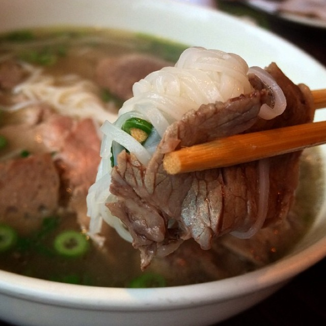 House Special Pho Noodle Soup  at Sao Mai on #foodmento http://foodmento.com/place/4140