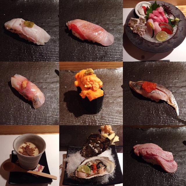 Omakase at Sushi Azabu on #foodmento http://foodmento.com/place/4631