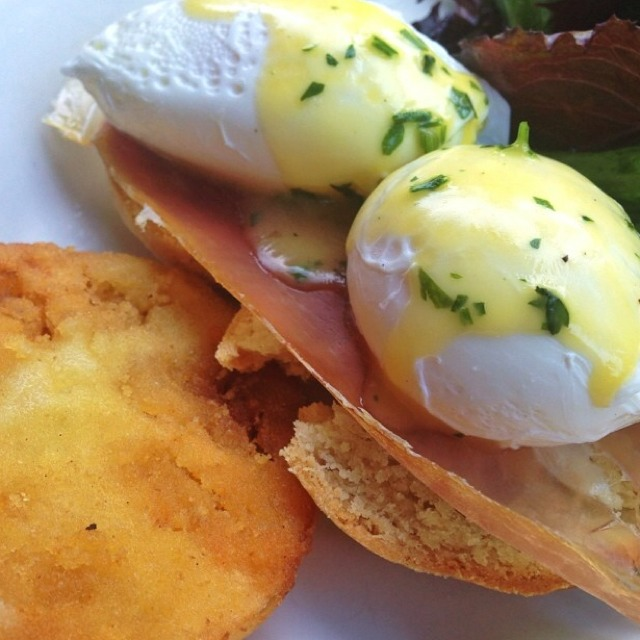 Greene Eggs And Ham - Eggs And Specialties at The General Greene on #foodmento http://foodmento.com/place/4680