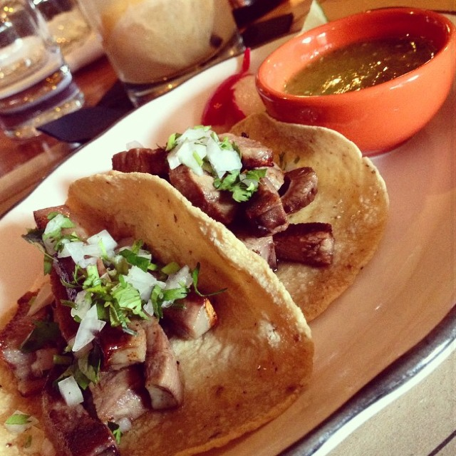 Beef Tongue Tacos at Gran Eléctrica on #foodmento http://foodmento.com/place/4681