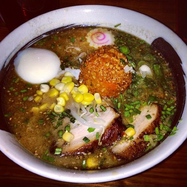 Spicy Miso Ramen - Special Ramen at HinoMaru Ramen on #foodmento http://foodmento.com/place/4697