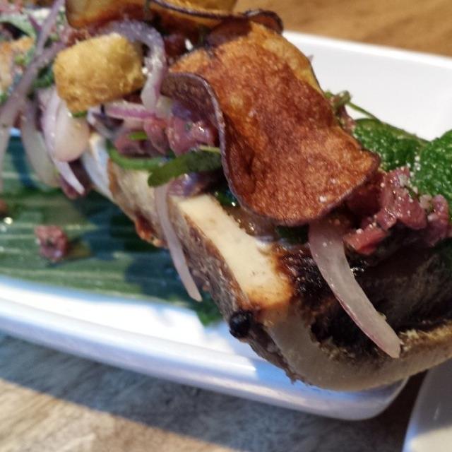 Roasted Bone Marrow at Khe-Yo on #foodmento http://foodmento.com/place/4702