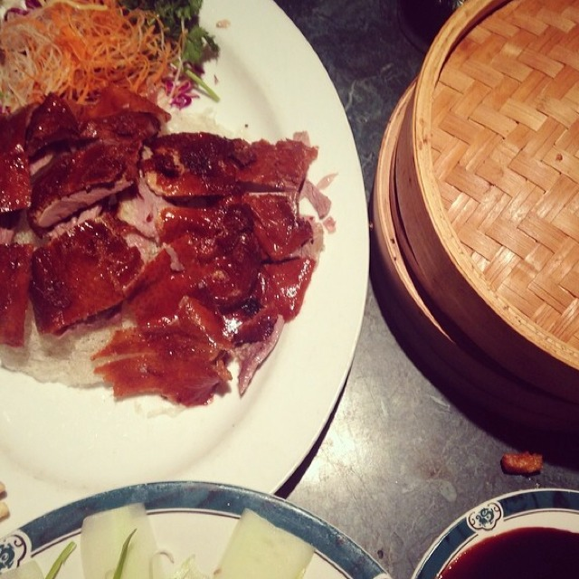 Peking Duck - Duck at Phoenix Garden on #foodmento http://foodmento.com/place/4720