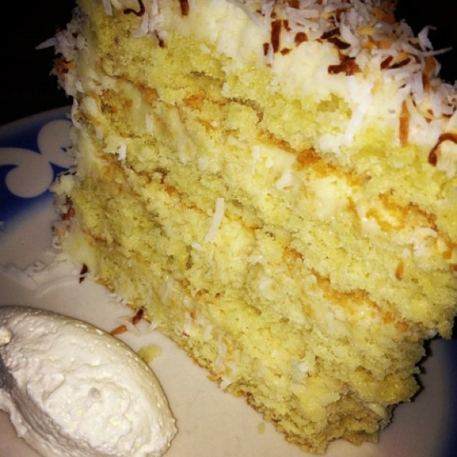 Coconut Cake at Commerce on #foodmento http://foodmento.com/place/835