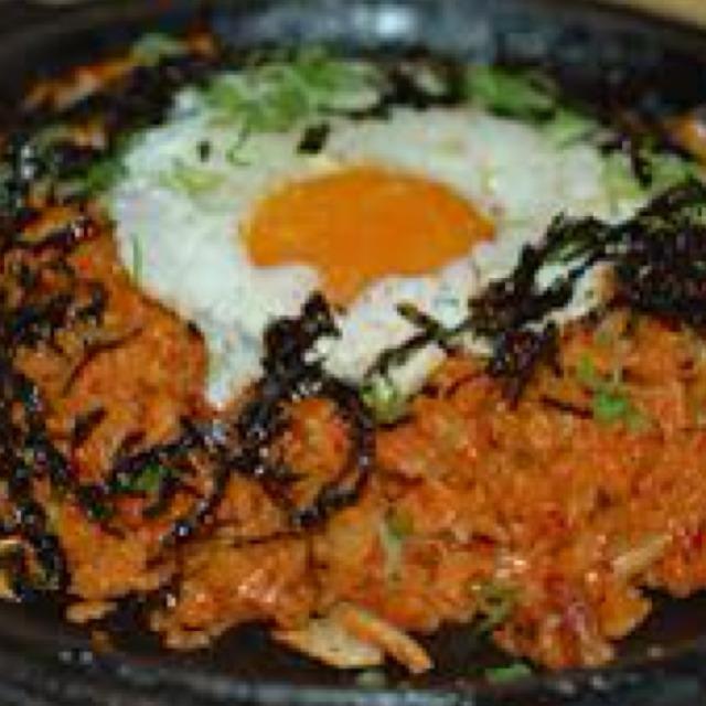 Kimchi Paella at Danji on #foodmento http://foodmento.com/place/836