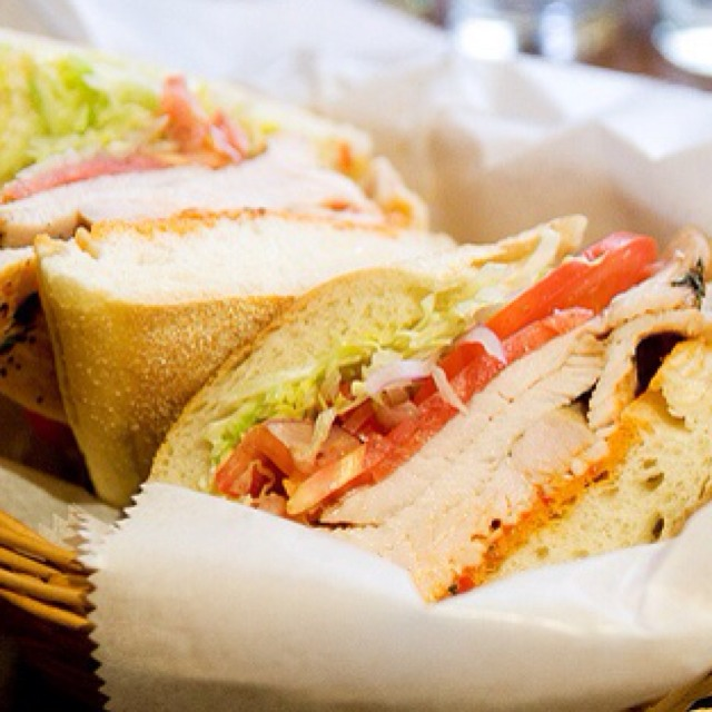 Turkey Sandwich at Torrisi Italian Specialties on #foodmento http://foodmento.com/place/973
