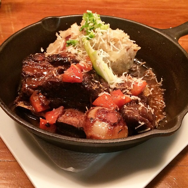 Korean Beef Bourguignon at Bistro Petit on #foodmento http://foodmento.com/place/4100