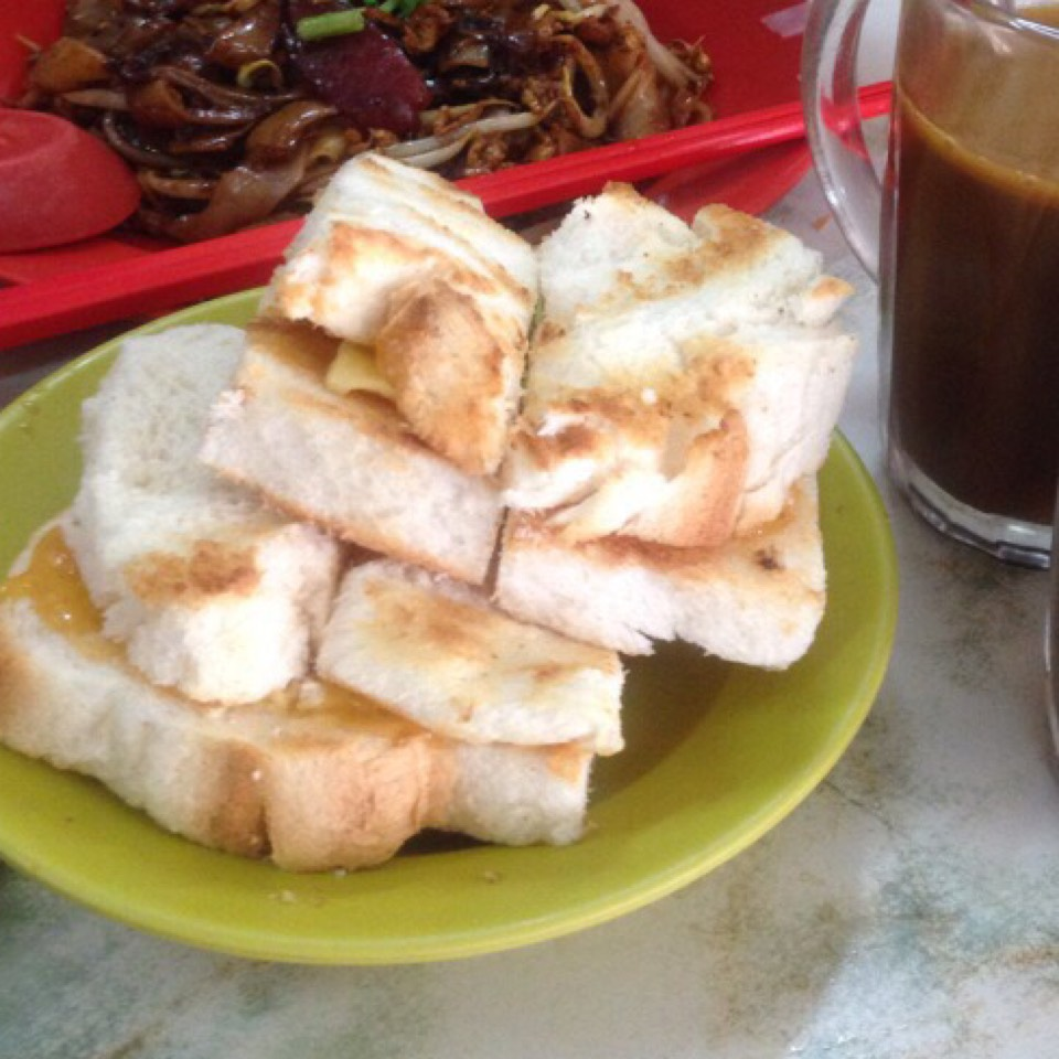 Kaya Butter Toast at Heap Seng Leong on #foodmento http://foodmento.com/place/11005