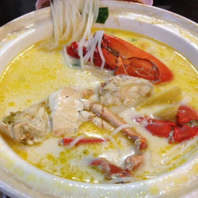 Bee Hoon Crab at Mellben Seafood on #foodmento http://foodmento.com/place/471