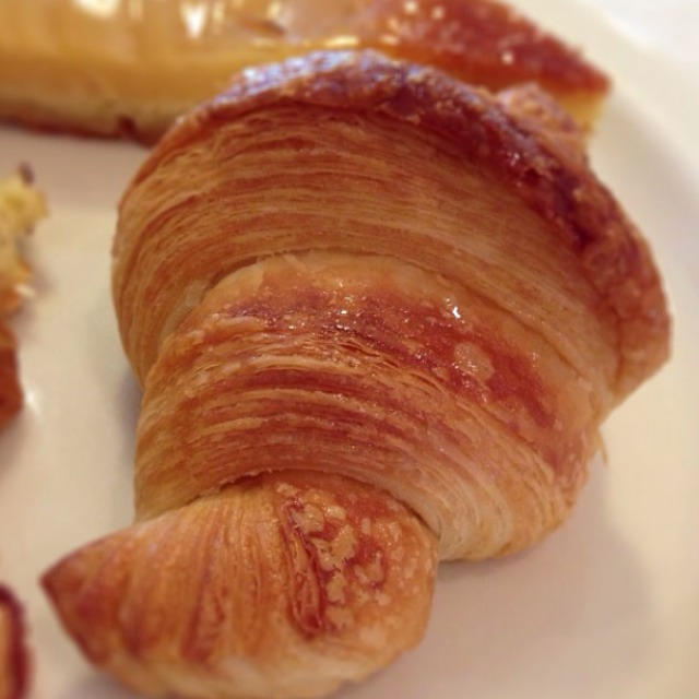 Croissant at Amandine Patisserie on #foodmento http://foodmento.com/place/2755