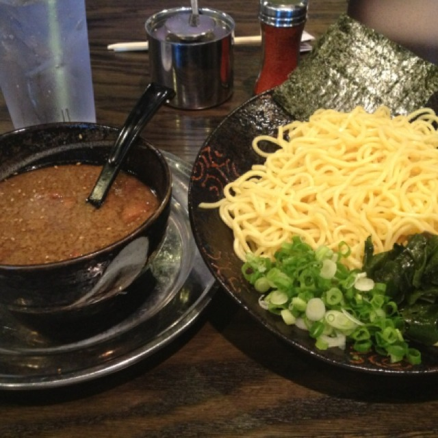 Tsukemen at Orenchi Ramen on #foodmento http://foodmento.com/place/2502