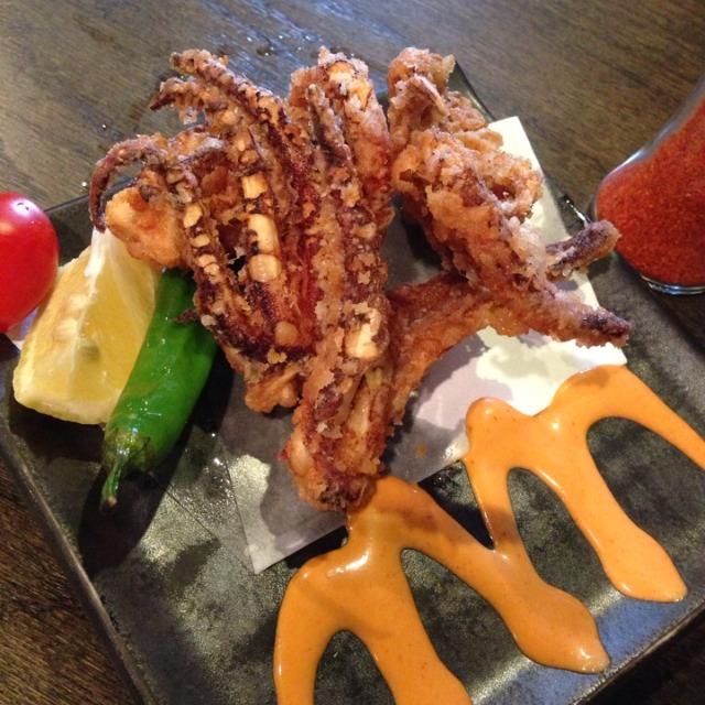 Fried Calamari Legs from Orenchi Ramen on #foodmento http://foodmento.com/dish/9283