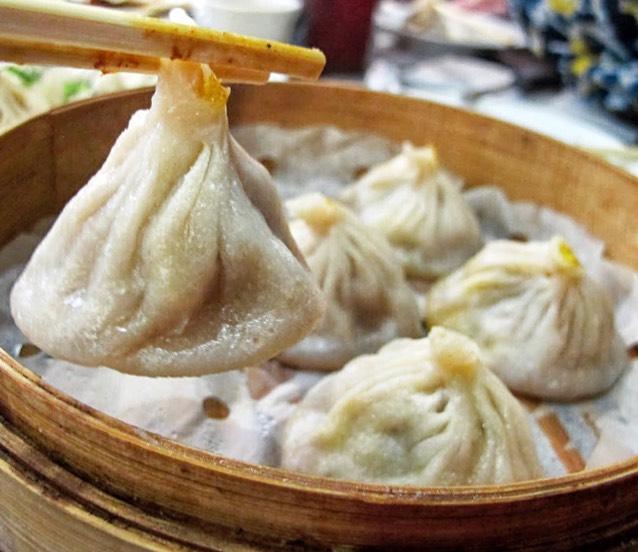 Crabmeat & Pork Soup Dumplings at Yu Garden Dumpling House on #foodmento http://foodmento.com/place/11296