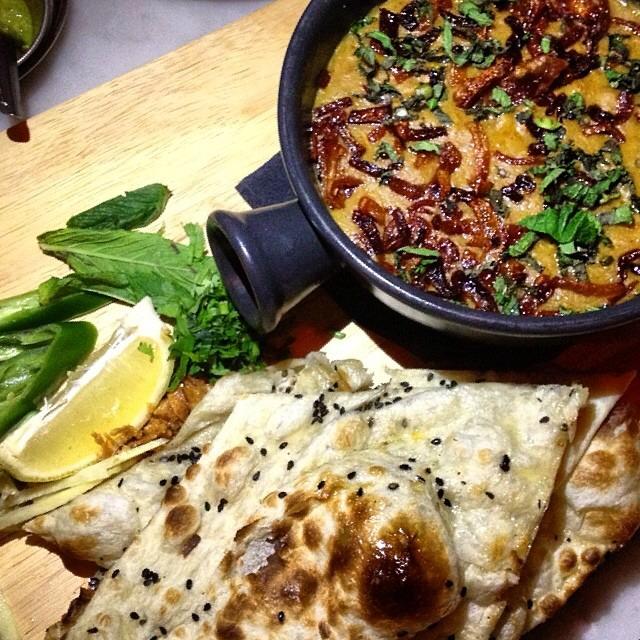 Haleem - Lamb, Cracked Wheat, Barley... on #foodmento http://foodmento.com/dish/17079