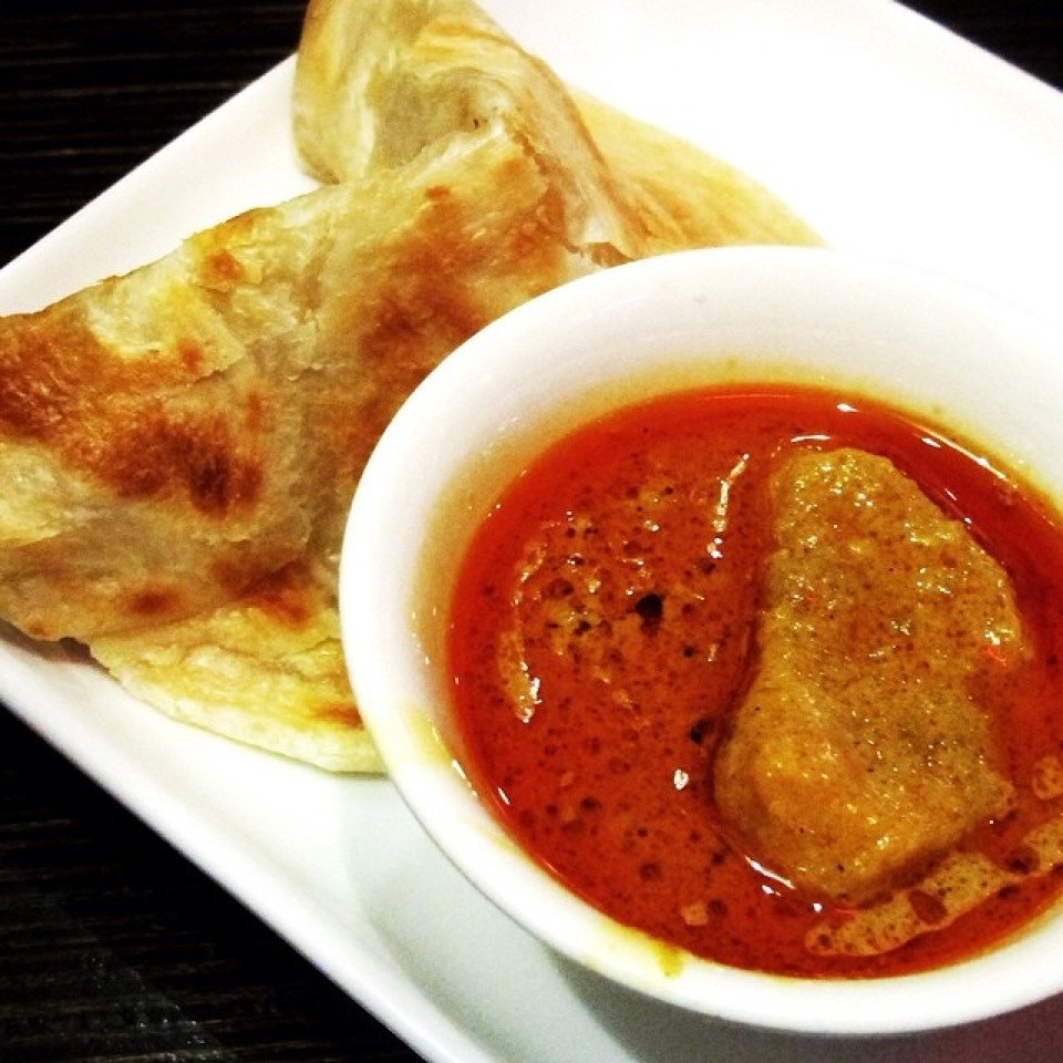 Roti Canai (Indian Pan Cake) on #foodmento http://foodmento.com/dish/11467