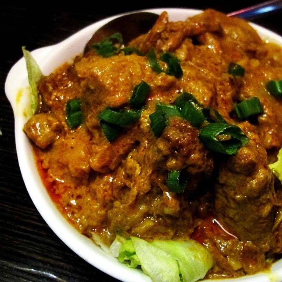 Curry Beef Brisket at New Malaysia on #foodmento http://foodmento.com/place/2686