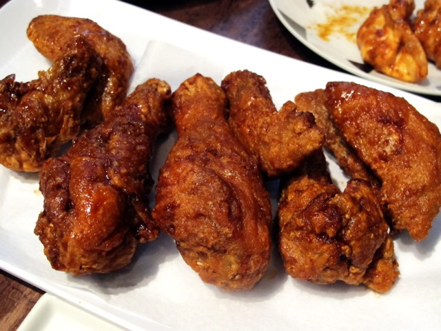 Wings & Drums Combo (Soy Garlic) at BonChon Chicken on #foodmento http://foodmento.com/place/3063