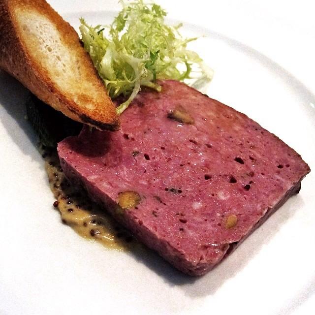 Terrina di Maiale (Housemade Pate) on #foodmento http://foodmento.com/dish/16968