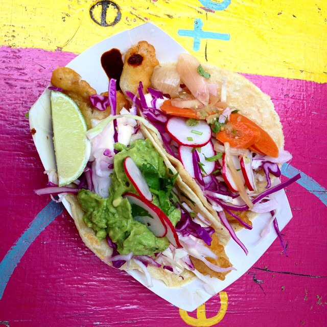 Fish Tacos at Rockaway Taco on #foodmento http://foodmento.com/place/4023