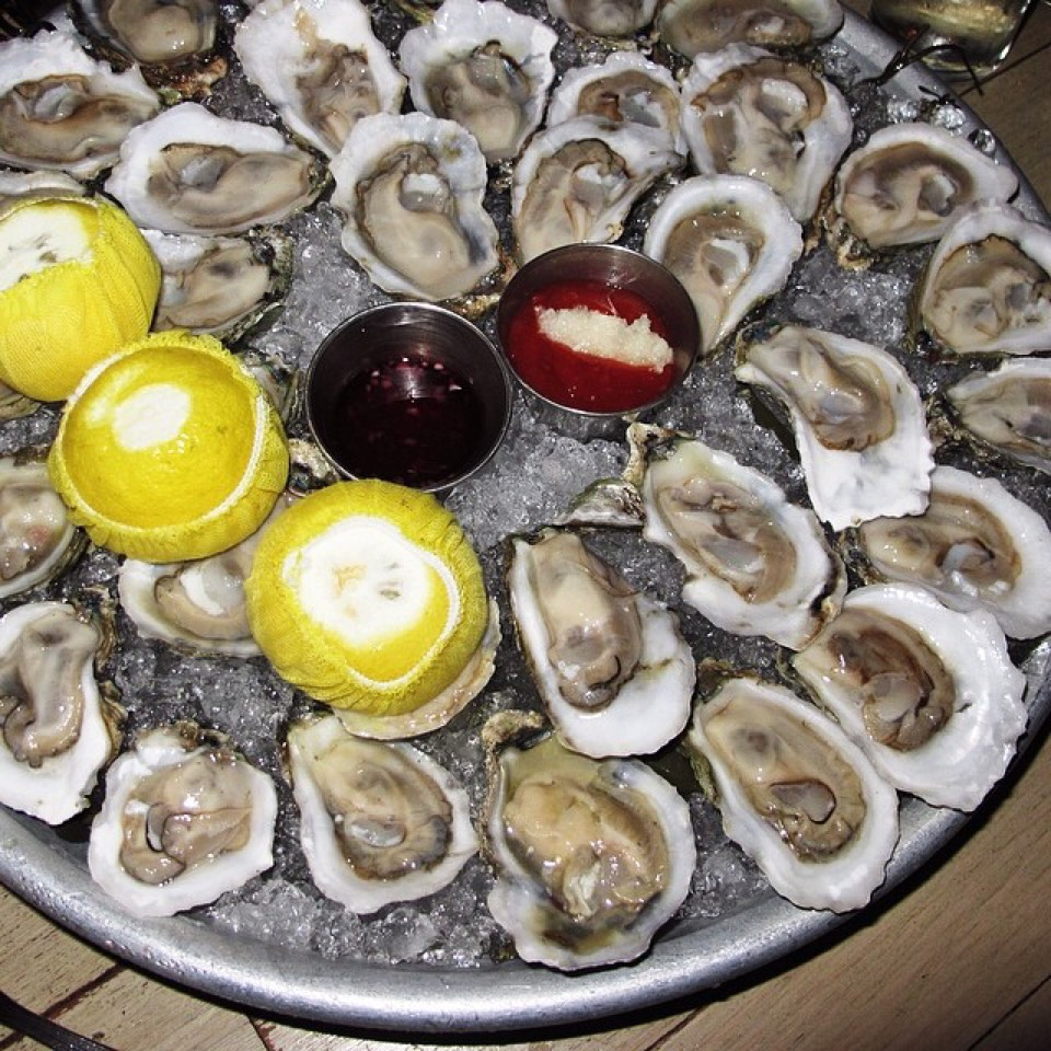 East Coast Oyster - Happy Hour​ at The Mermaid Inn on #foodmento http://foodmento.com/place/4051