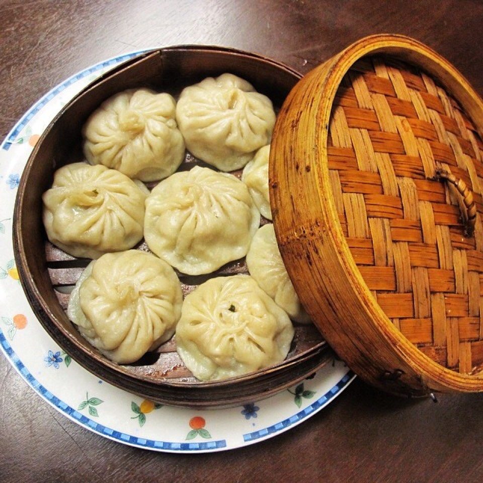 Veggie Dumplings (momos) on #foodmento http://foodmento.com/dish/20653