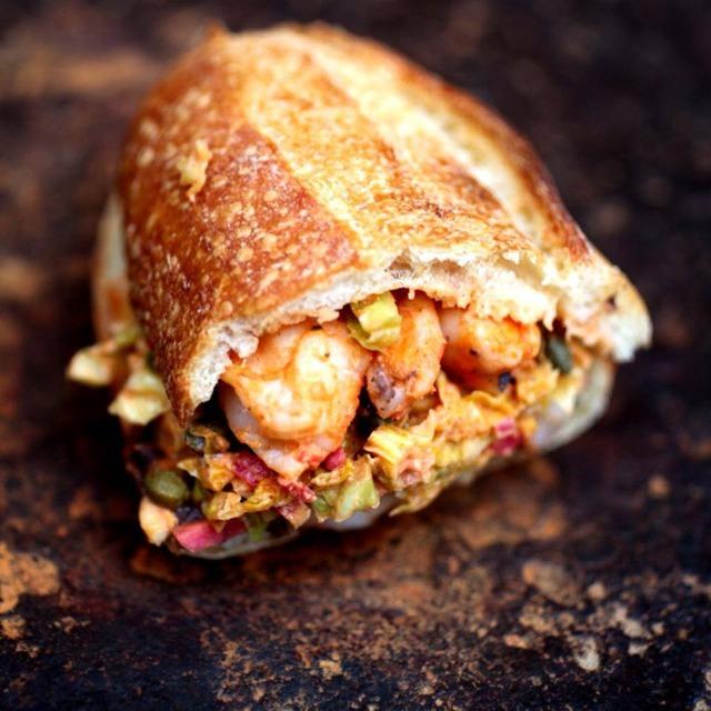 Chipotle Shrimp Torta (Friday) at Xoco on #foodmento http://foodmento.com/place/1937