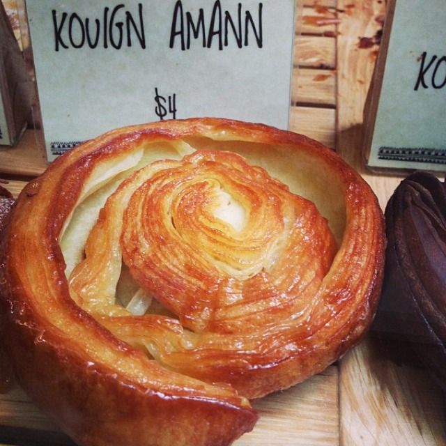 Kouign Amann at Tiong Bahru Bakery on #foodmento http://foodmento.com/place/774
