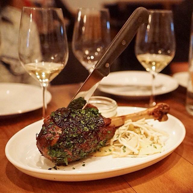 Turkey Leg at Animal on #foodmento http://foodmento.com/place/4182