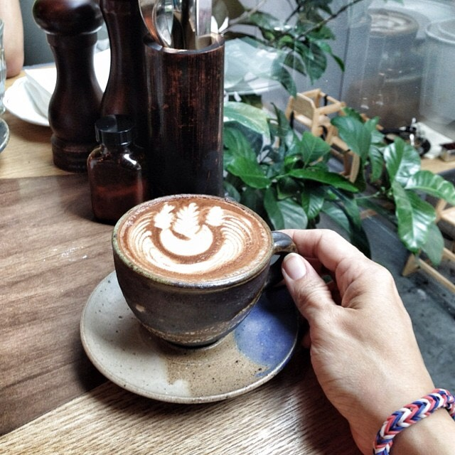 Mocha at Common Man Coffee Roasters on #foodmento http://foodmento.com/place/2039