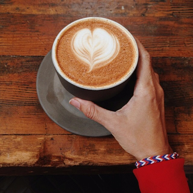 Mocha at Four Barrel Coffee on #foodmento http://foodmento.com/place/2550