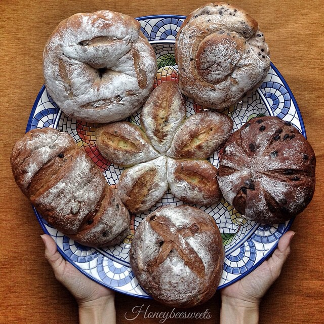 Assorted Loaves at Bread Society on #foodmento http://foodmento.com/place/4282