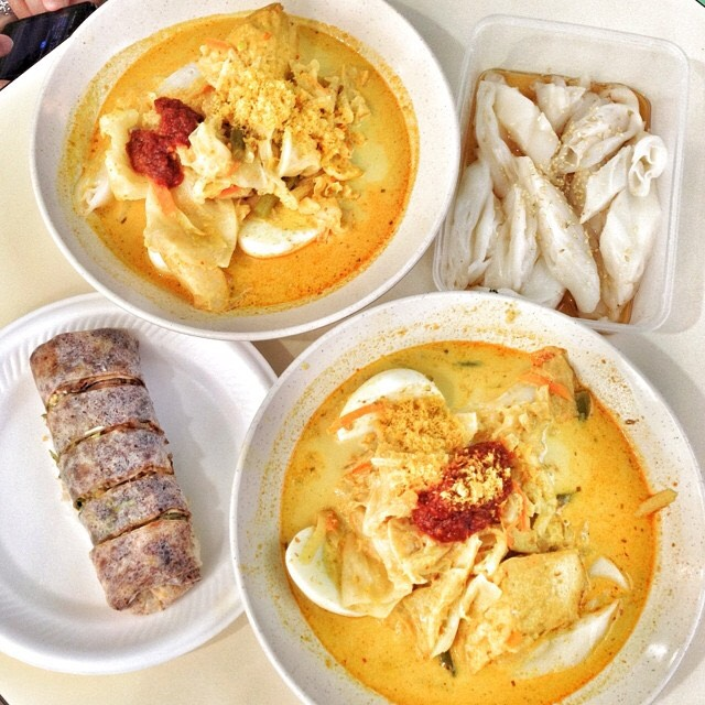 Chee Cheong Fun Curry at Qiji on #foodmento http://foodmento.com/place/4320