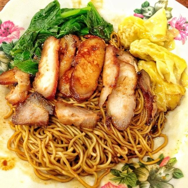 Wanton Char Siew Noodles at Malaysia Boleh! on #foodmento http://foodmento.com/place/4321