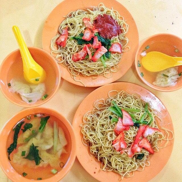 Wanton Mee at Kok Kee Wanton Mee on #foodmento http://foodmento.com/place/4344