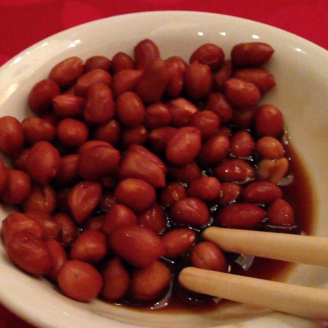 Peanut In Sweet Vinegar at Grand Shanghai Restaurant 大上海 on #foodmento http://foodmento.com/place/4354