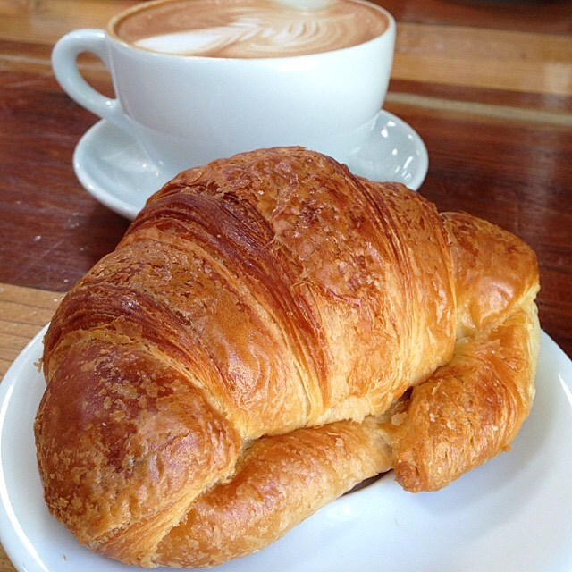 Croissant at B2 Coffee on #foodmento http://foodmento.com/place/4356