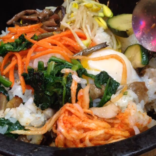 Bibimbap at Kang Nam Tofu House on #foodmento http://foodmento.com/place/4362