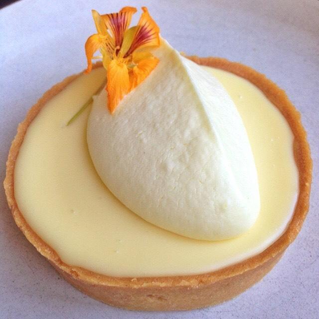 Lemon Cream Tart at Tartine Bakery on #foodmento http://foodmento.com/place/599